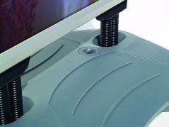 Coala stoepbord dubbelzijdig - opvulbare voet van het stoepbord